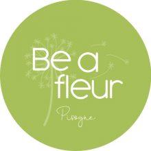 Be_a_fleur_verde_adesivo-3.5cm_round